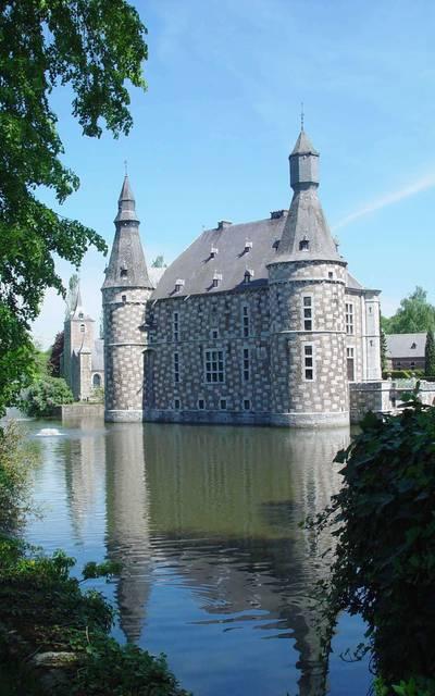 Château de Jehay - Copyright HP Lesuisse