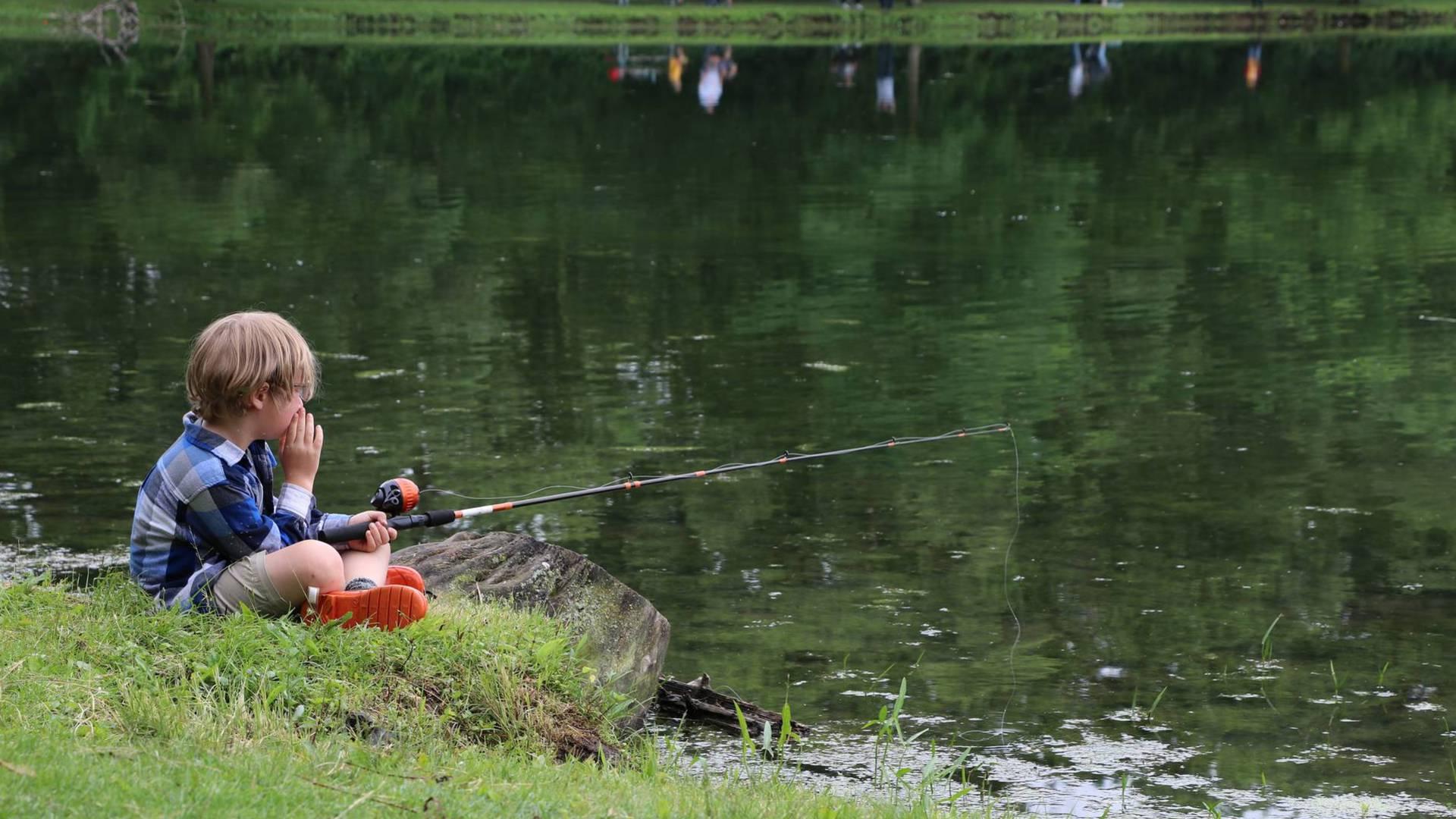 A la découverte de la pêche