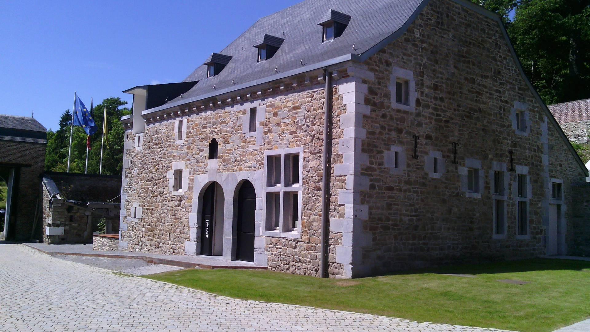 Moulin à l'abbaye de la Paix-Dieu
