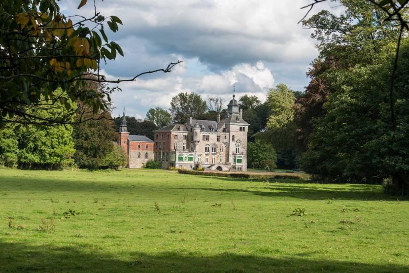 Castle of Tinlot