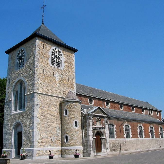 Church of Saint-Georges-sur-Meuse