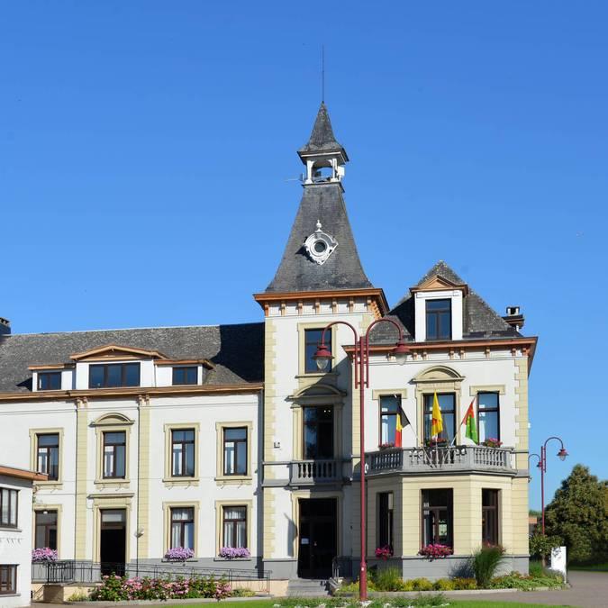 Château Mottin à Hannut - copyright Alain François
