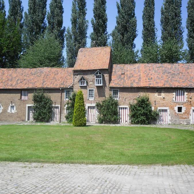 Farm of Gerbehaye in Otrange