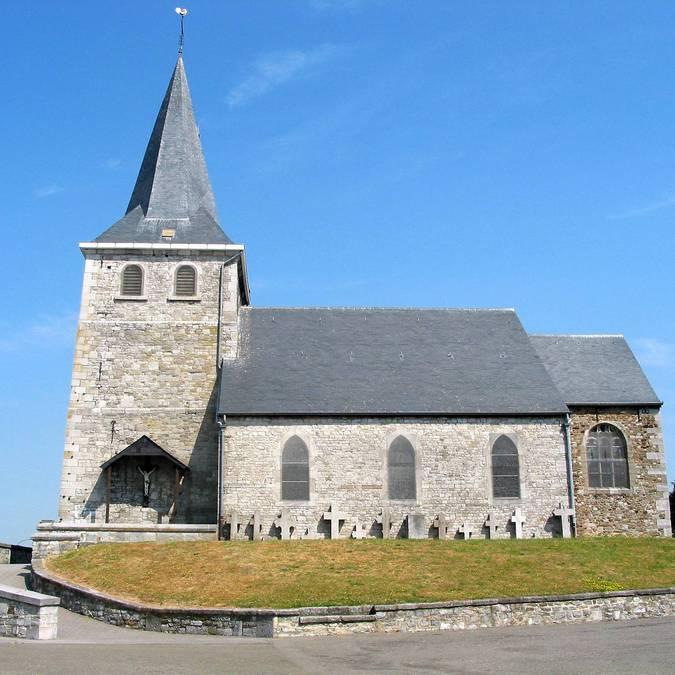 Eglise Saint-Martin à Villers-le-Bouillet